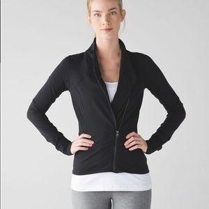 Lululemon EGUC Precision Jacket Black size 10